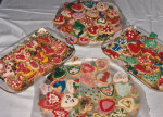 img of Valentine cookies