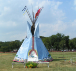 Photo of Tipi by Day
