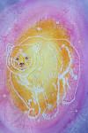 img painting sun bear