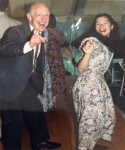 image of Herb and Tami Dancing