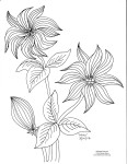 img to color flower