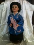 Doll with Fan